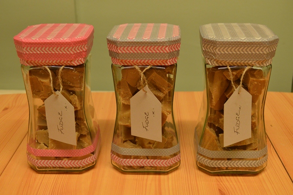 Washi Tape Decorative Coffee Jars