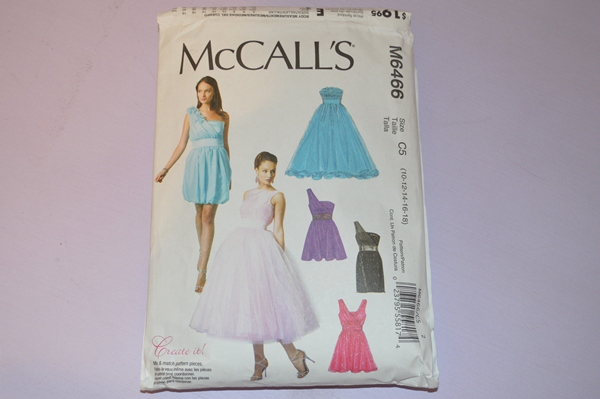 McCall's 6466 Pattern Review