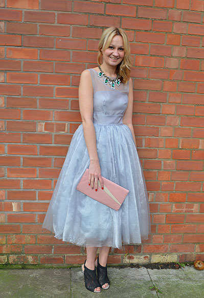 McCall's 6466 Prom Dress with Tulle Skirt