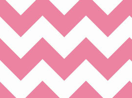 Crushing on Riley Blake Fabric Large Chevron Pink