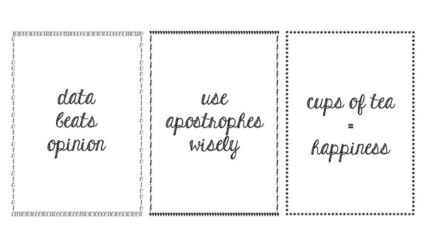 Free printables - Mottos to live by