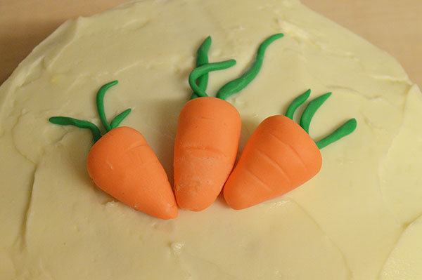 Ultimate carrot cake and cream cheese frosting recipe