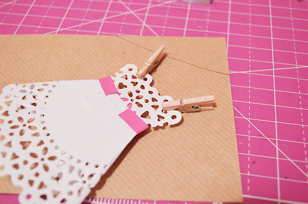 DIY-Doily-Card---Doily-Dress---Glue-Pegs