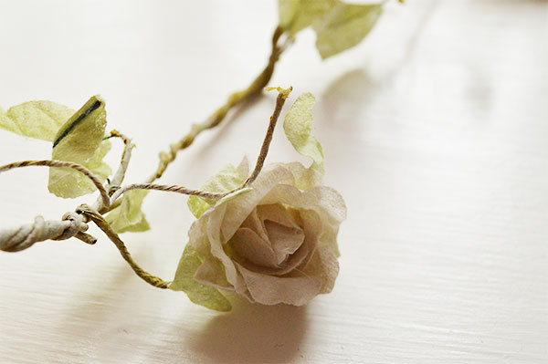 Make-a-Flower-Crown-from-A-Faux-Rose-Garland