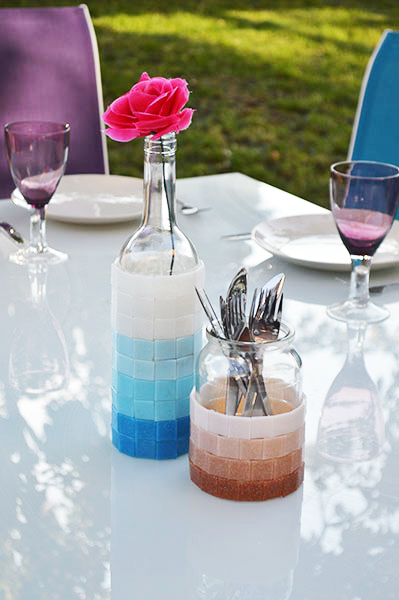 DIY-Tableware---Upcycle-A-Wine-Bottle--with-Mosaic-Tiles-