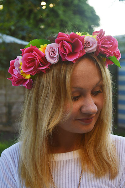 How-to-Make-A-Flower-Crown-Tutroial