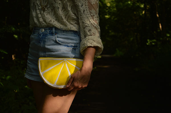 Lemon-Clutch-Bag-Sewing-Pattern