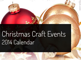 Christmas Craft Calendar