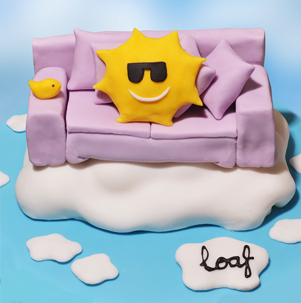 DIY Sofa Cake for Loaf's #BakeItToWinIt Competition | Oh Hi DIYOh Hi DIY