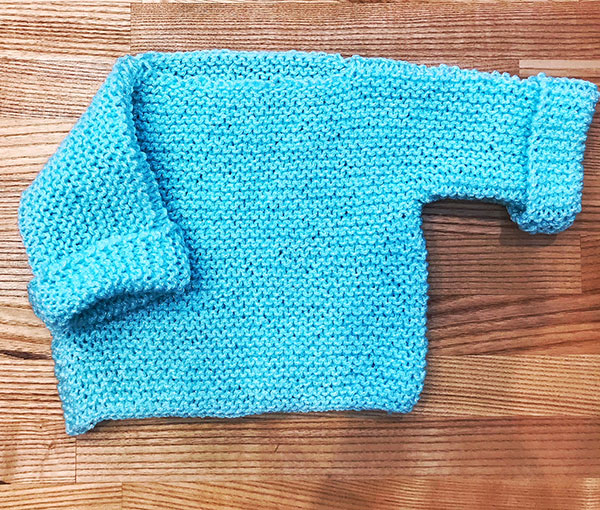 Free Baby Jumper Knitting Patterns
