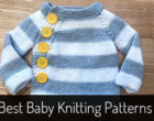 Best free baby knitting patterns