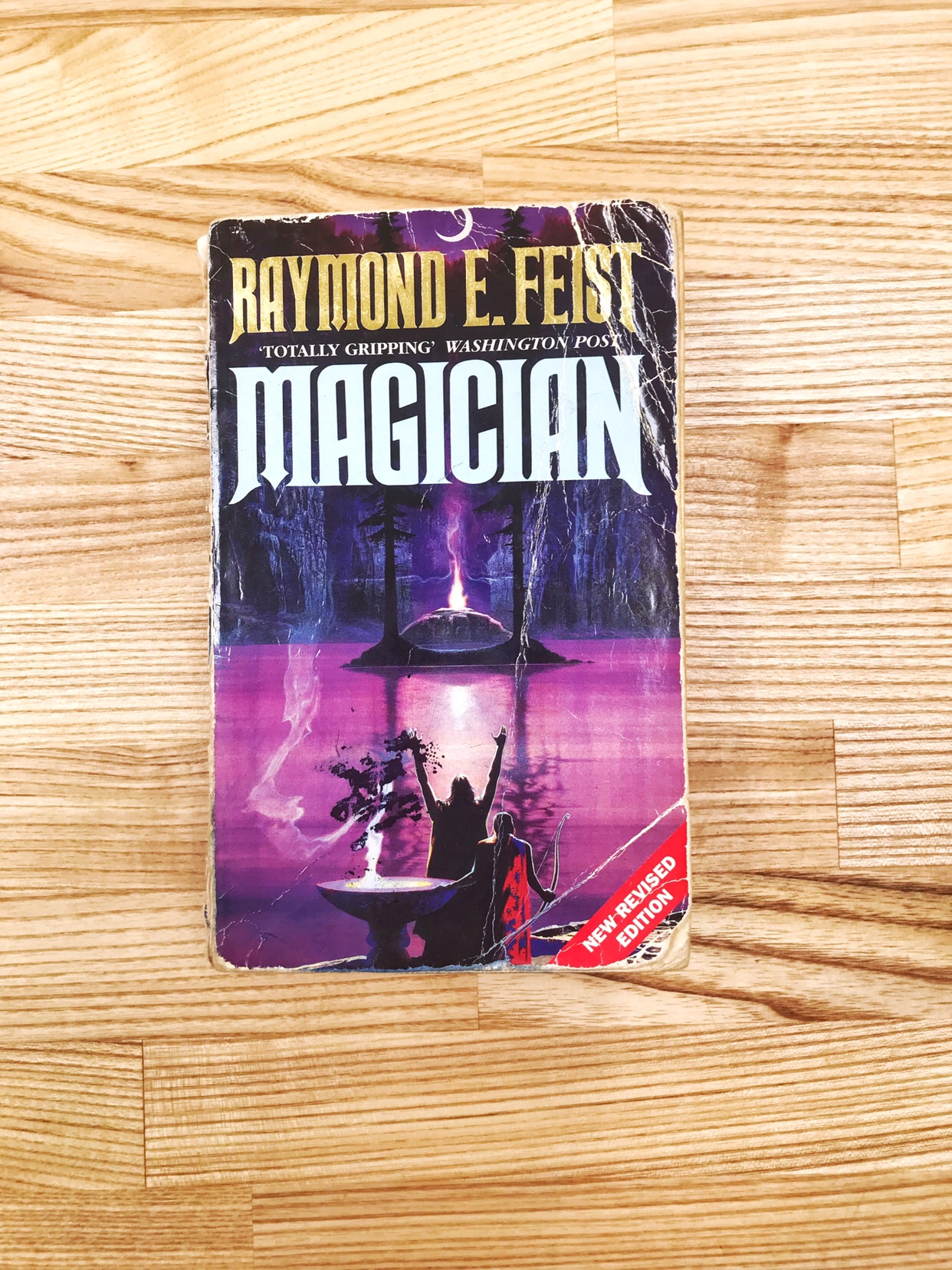 New Mum Reading List: Magician - Raymond E Feist