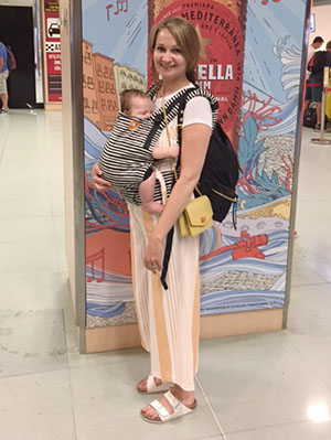 Baby Travel Essentials - Tula Baby Carrier