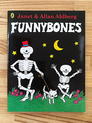 Children's Books to Read Out Loud - Funny Bones