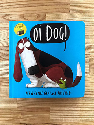 Childrens Books to Read Out Loud - Oi Dog
