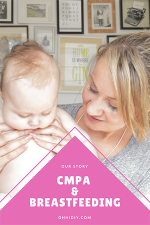CMPA & Breastfeeding