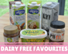 Dairy Free Favourites - CMPA Breastfeeding Diet