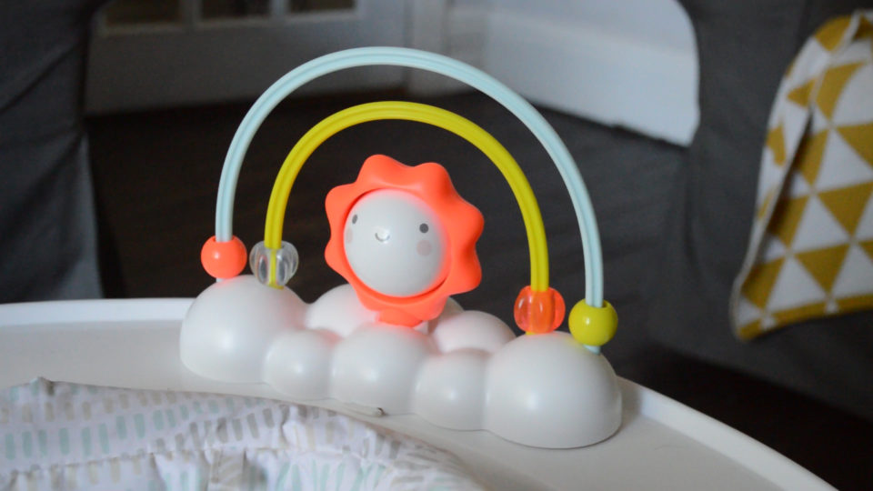 Skip Hop Silver Lining Cloud Activity Centre Review