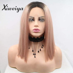 Cheap lace front wig from Amazon