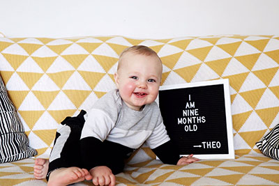 9 Month Baby Update Development & Milestones