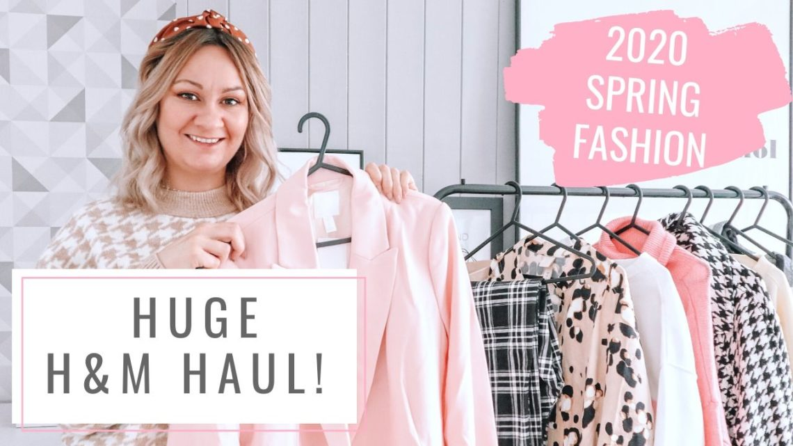 Spring H&M Fashion Haul | SS20 Trends