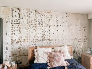Removing a cork wall